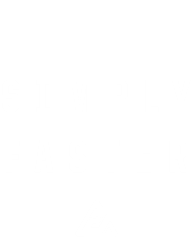 Simply Faster