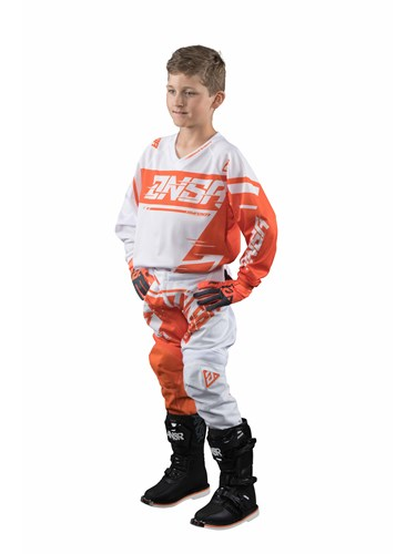 Syncron Air Youth White/Orange