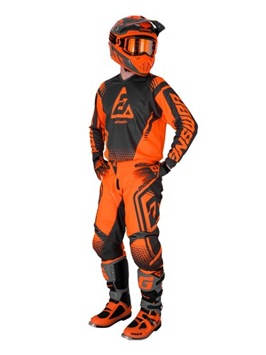 SYNCRON DRIFT FLO ORANGE/CHARCOAL