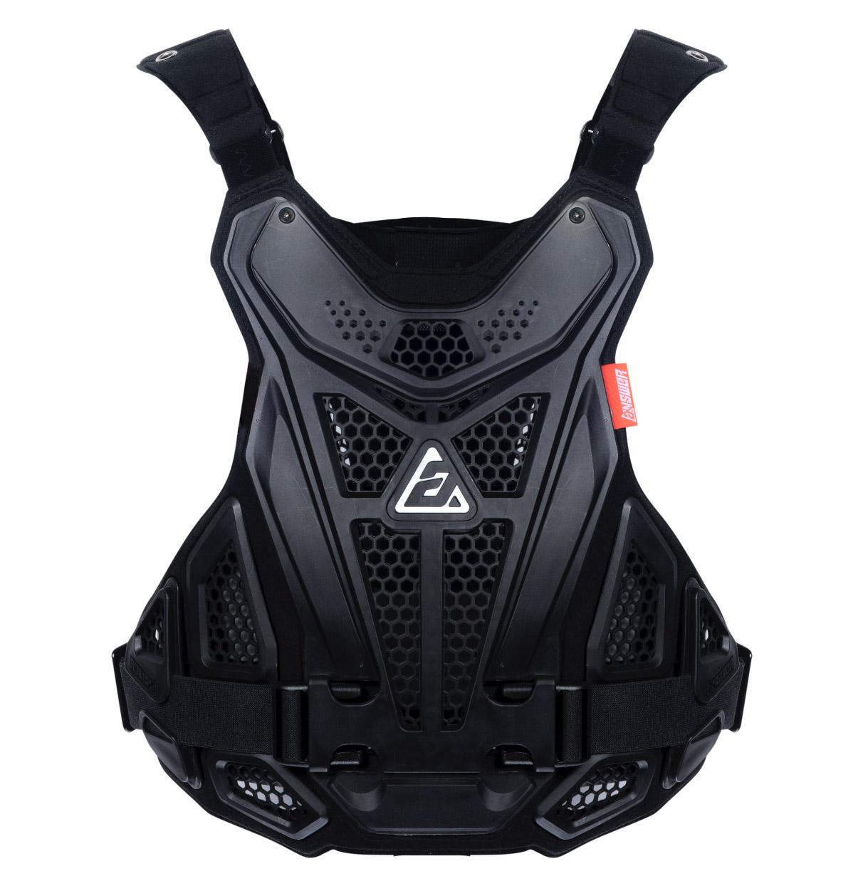 Small Black Answer Apex Vest Roost Guard