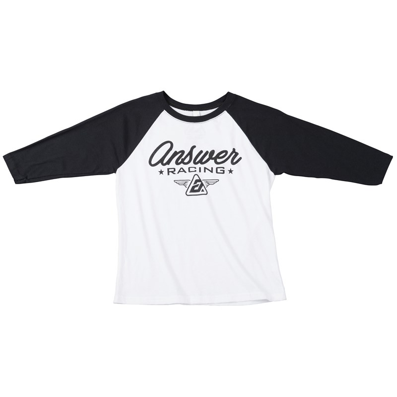 TEAM 76 YOUTH RAGLAN