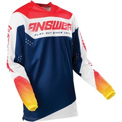 Youth A21 Syncron Charge Jersey